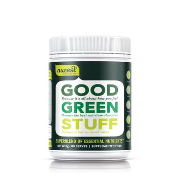 Good Green Stuff